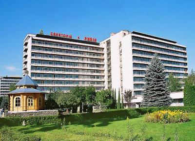 Лечение опорнодвигательного аппарата в Крыму в санатории